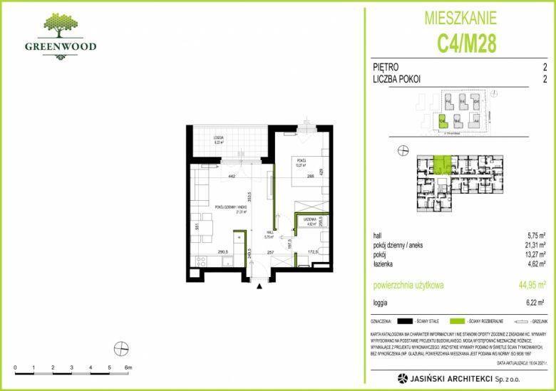 Mieszkanie C4/M28