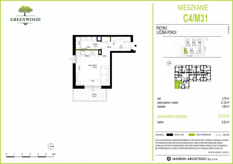 Mieszkanie C4/M31