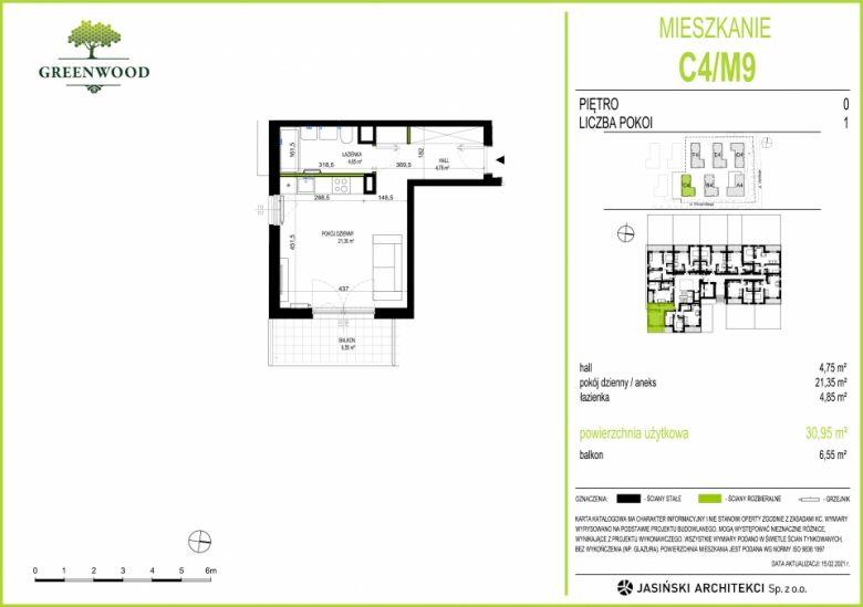 Mieszkanie C4/M9