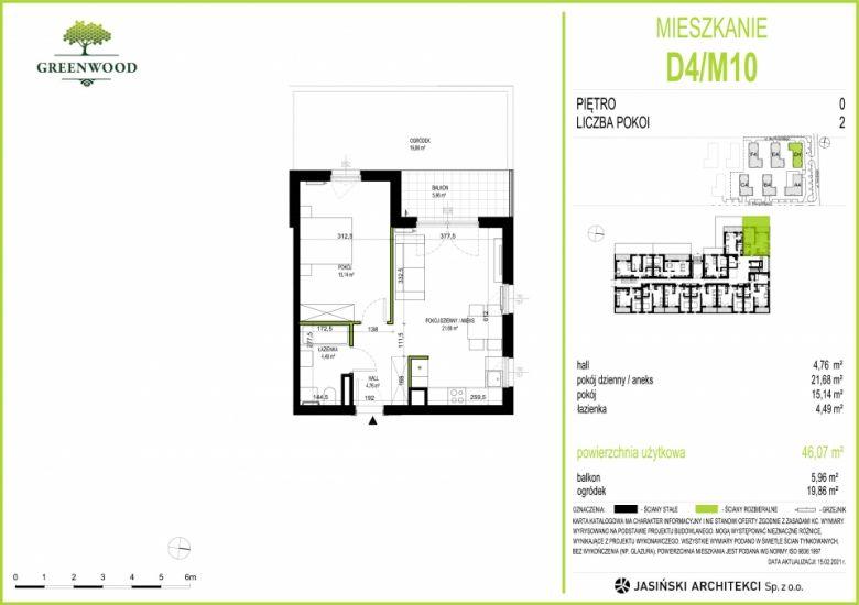 Mieszkanie D4/M10