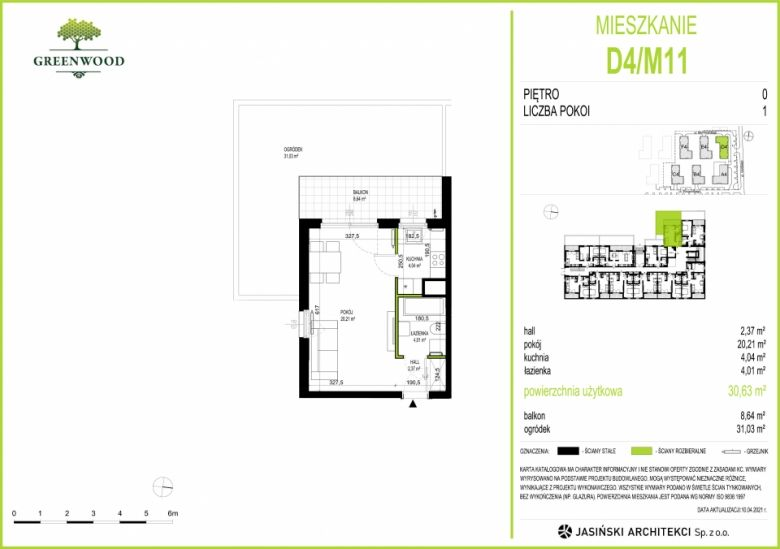 Mieszkanie D4/M11