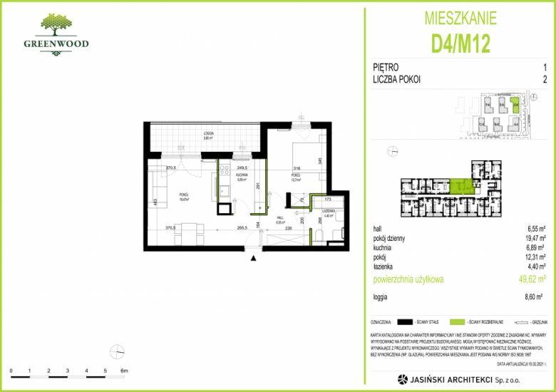Mieszkanie D4/M12