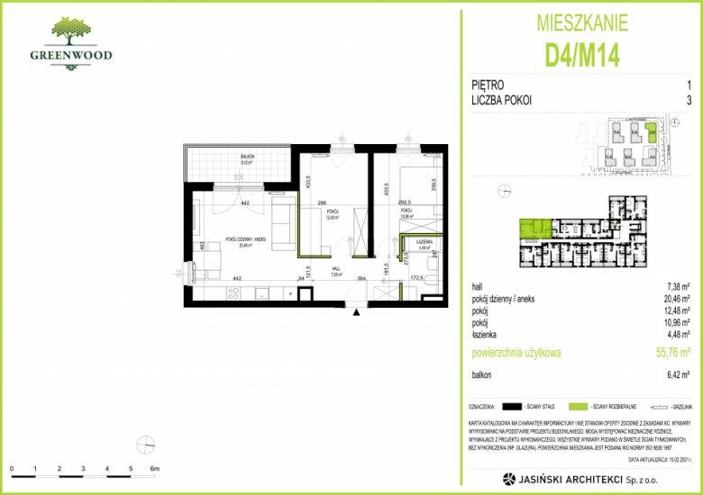 Mieszkanie D4/M14