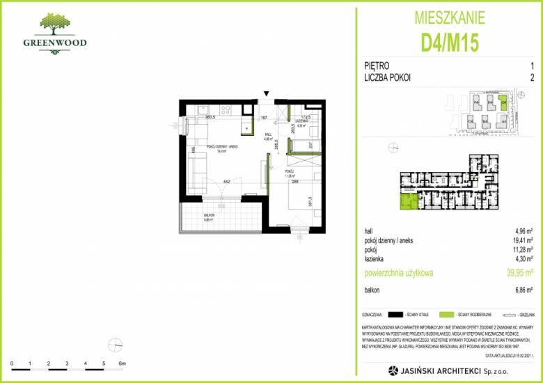Mieszkanie D4/M15