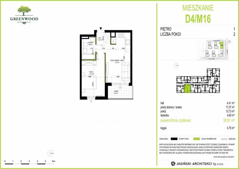 Mieszkanie D4/M16