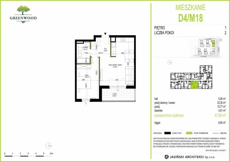 Mieszkanie D4/M18