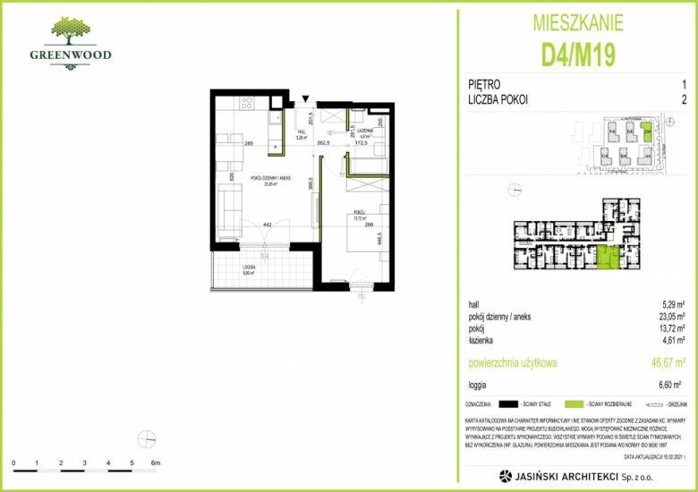 Mieszkanie D4/M19