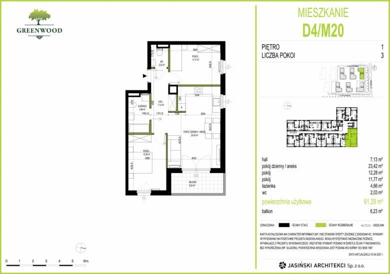 Mieszkanie D4/M20