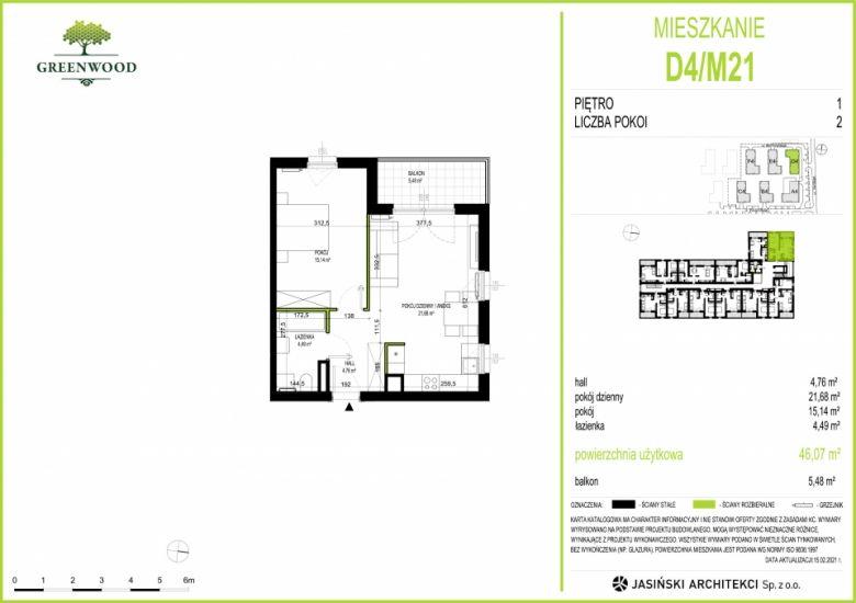 Mieszkanie D4/M21