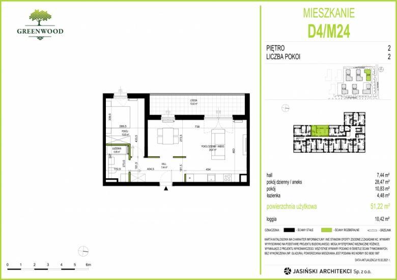 Mieszkanie D4/M24