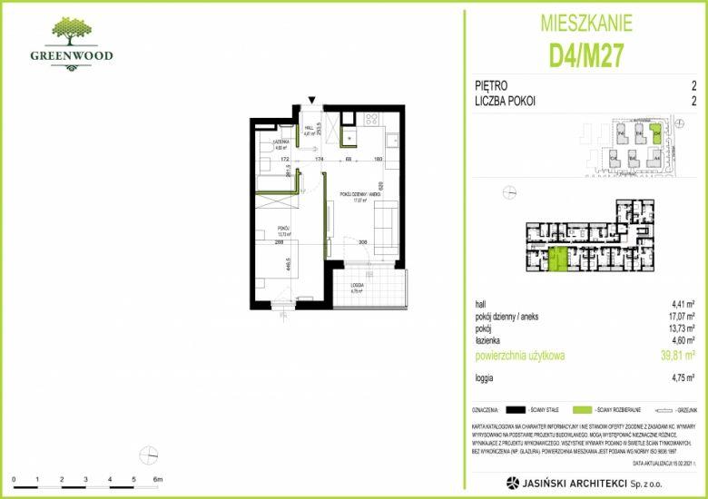 Mieszkanie D4/M27