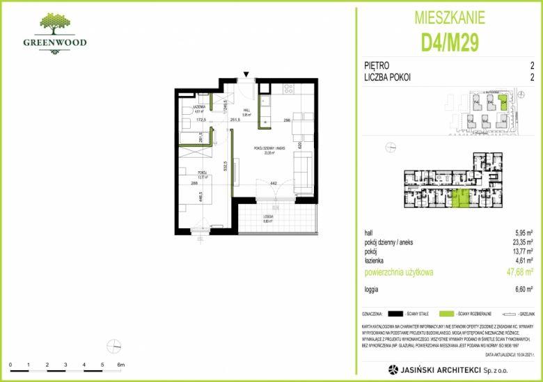 Mieszkanie D4/M29