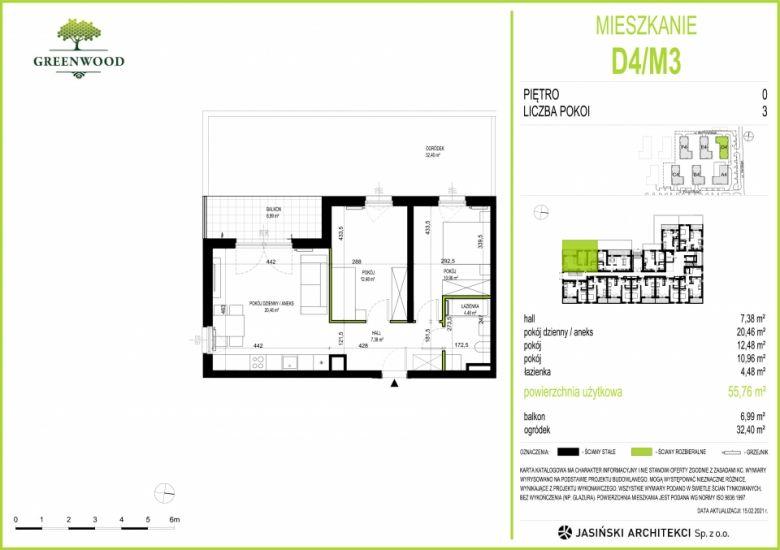 Mieszkanie D4/M3