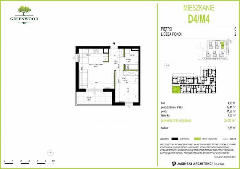 Mieszkanie D4/M4