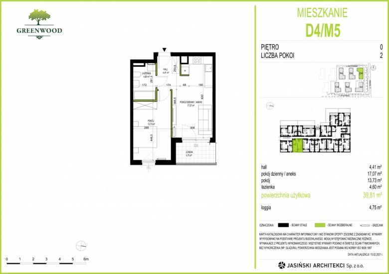 Mieszkanie D4/M5