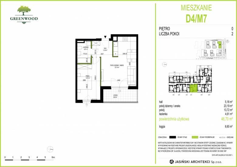 Mieszkanie D4/M7