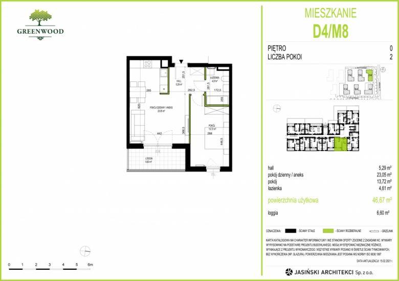 Mieszkanie D4/M8