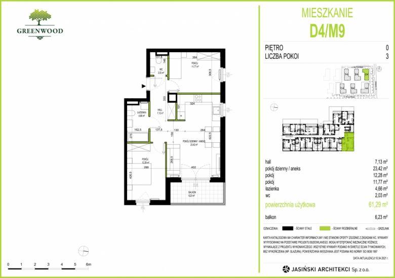 Mieszkanie D4/M9