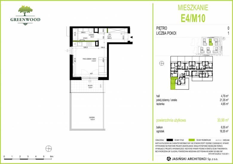 Mieszkanie E4/M10