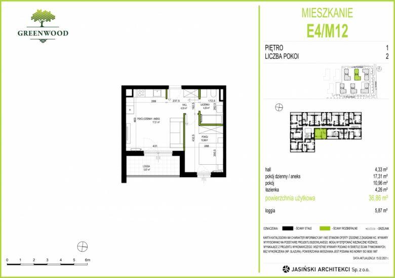 Mieszkanie E4/M12