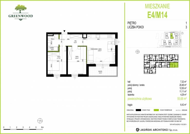 Mieszkanie E4/M14