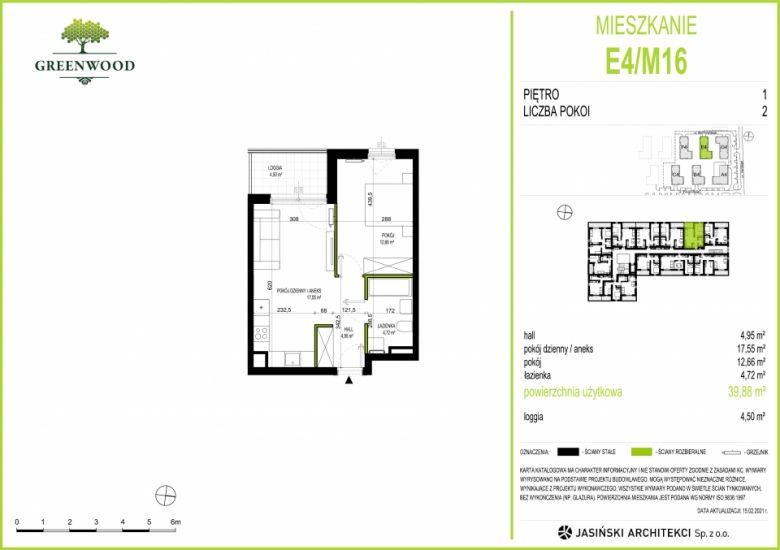 Mieszkanie E4/M16