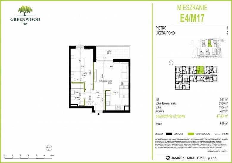 Mieszkanie E4/M17