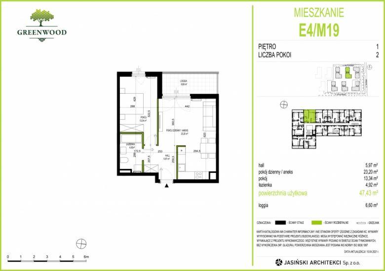 Mieszkanie E4/M19