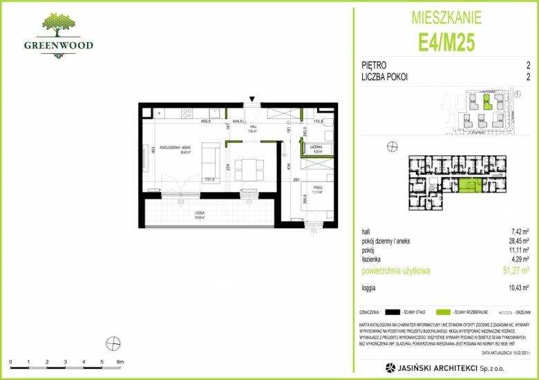 Mieszkanie E4/M25