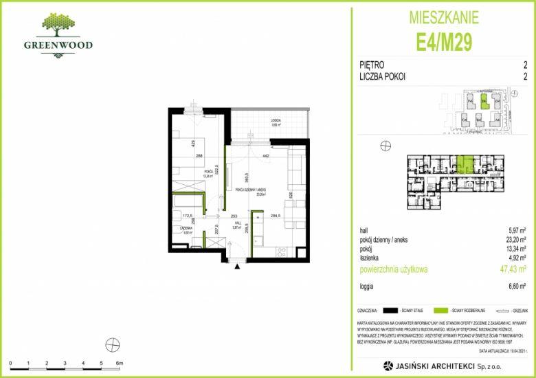 Mieszkanie E4/M29