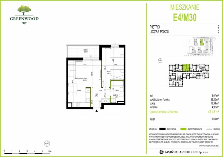 Mieszkanie E4/M30