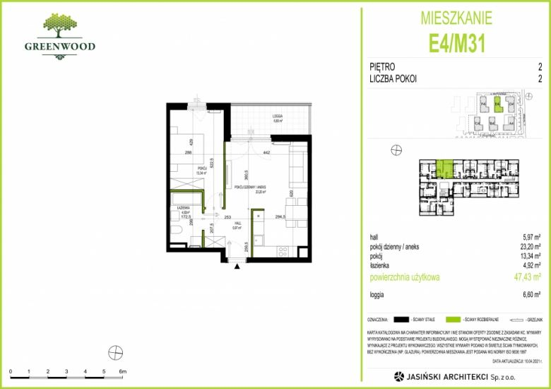 Mieszkanie E4/M31