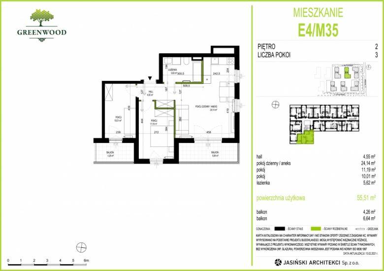 Mieszkanie E4/M35