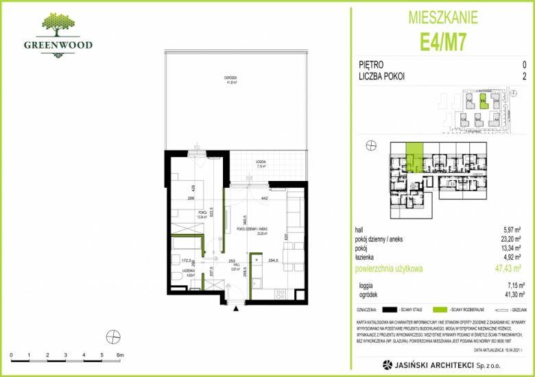 Mieszkanie E4/M7