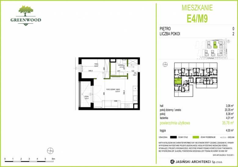 Mieszkanie E4/M9