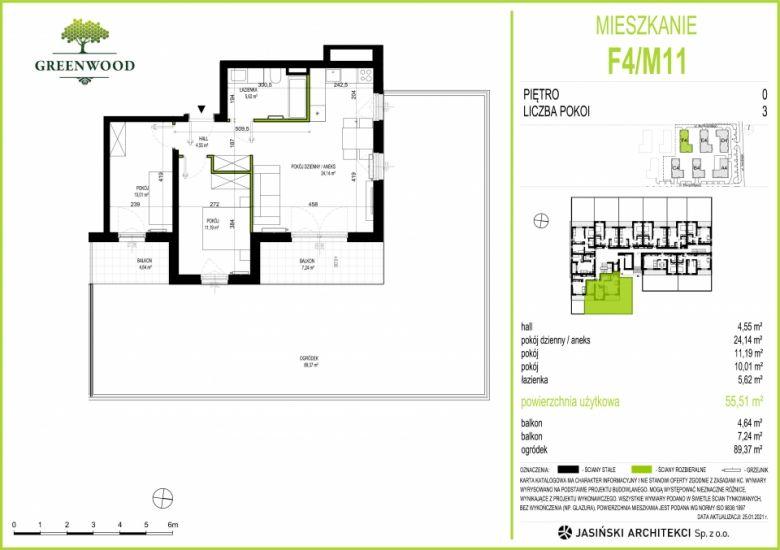 Mieszkanie F4/M11