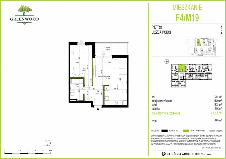 Mieszkanie F4/M19