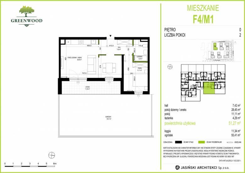 Mieszkanie F4/M1