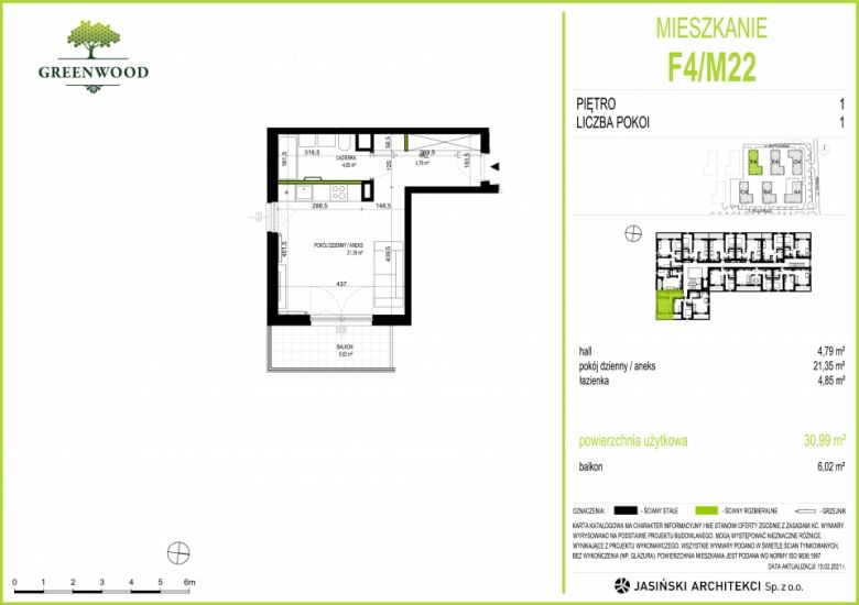 Mieszkanie F4/M22