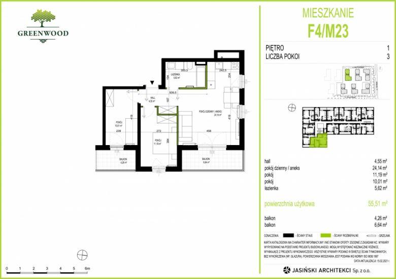 Mieszkanie F4/M23