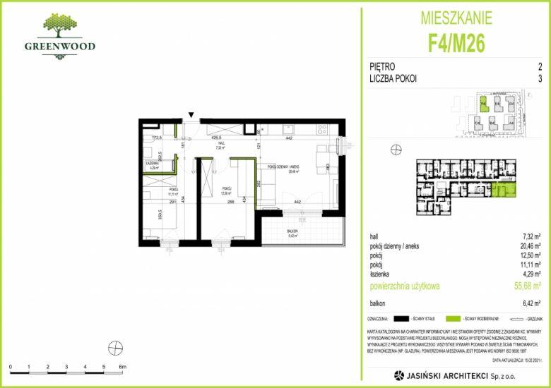 Mieszkanie F4/M26