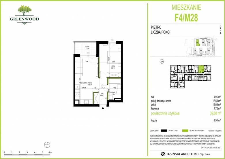 Mieszkanie F4/M28