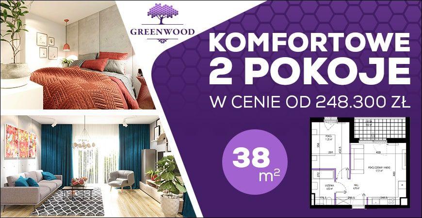 Komfortowe 2 pokoje