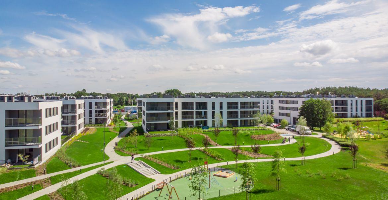 Nowe mieszkania Białołęka