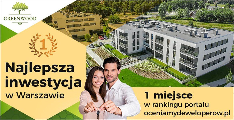 Najlepsza inwestycja w Warszawie