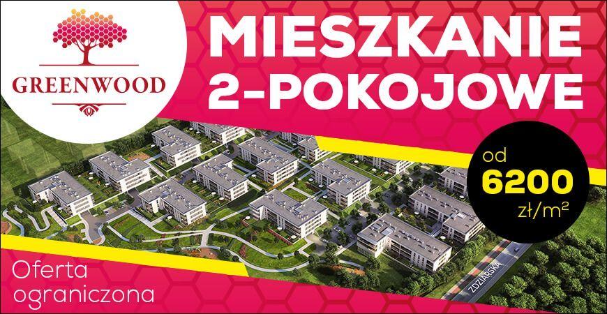Nowe Mieszkania 2-pokojowe od 6.200 zł/m2