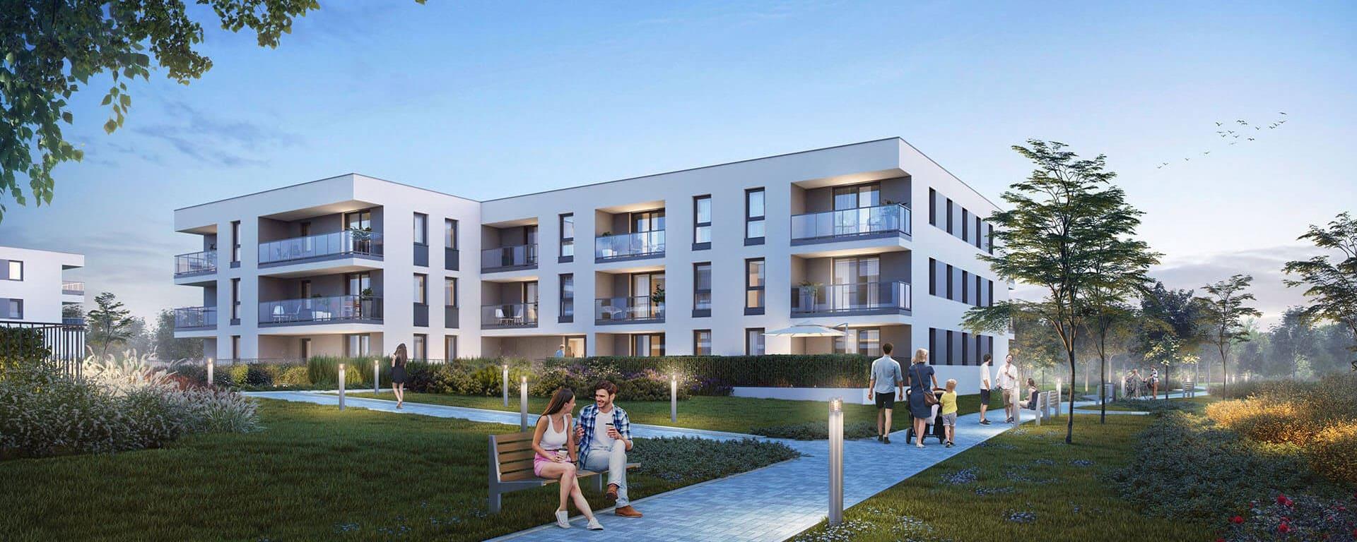 Nowe Mieszkania na Białołęce - III etap
